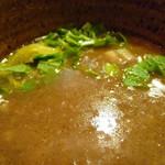 55070364 - もぅ、超濃厚スープですねぇ