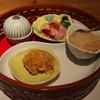 にんにん - 料理写真:籠盛りの前菜