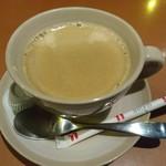 ワイン食堂 ホオバール - セットドリンク  コーヒーをchoice