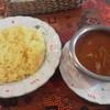 ルーパリ - 料理写真:カレーセット。10%OFFで648円(税込)
