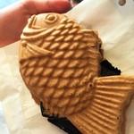 鯛きち - 鯛焼き(牛乳クリーム)