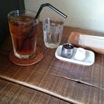 Cafe-nee - ブランチセット(アイスティー)
