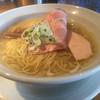 うしおととり - 料理写真:鶏塩ラーメン