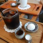 モノイレ カフェ - アイスコーヒー