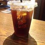 カフェ キツネ - 水だしアイスコーヒー