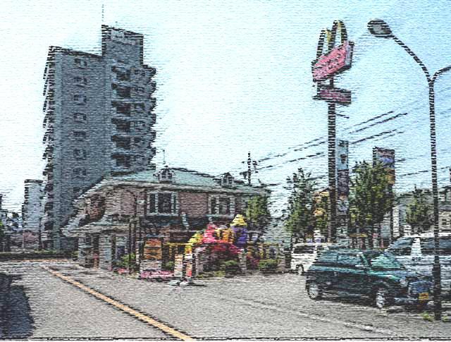 マクドナルド 平針店