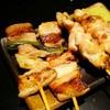 焼鳥○ - 料理写真:もも串、鳥串、どちらも2本で360円