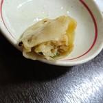 香蘭 - 餡の味付けは濃いめ