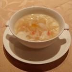 55105547 - ふかひれスープ