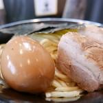 つけ麺屋しずく - 全部入り・2016/8