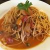 ランゴスタ・ノース - 料理写真:H28.08.12 蕉風スパゲッティ
