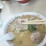 福龍軒 - チャーシューも美味い!