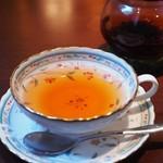 石釜 ベイクブレッド 茶房 タムタム - ダージリン