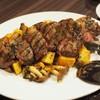 ビストロ サイトウ - 料理写真:大沼牛のグリエ バジルソース