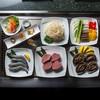 ステーキシャロン - 料理写真:鉄板焼ステーキ 黒毛和牛ヒレコースとアワビ
