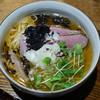 22 - 料理写真:鴨たまり醤油ラーメン