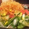 ふじ笑 - 料理写真:ふじ笑サラダ