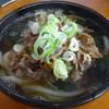 米 - 料理写真:「かも南うどん」780円