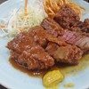 味処いちむら - 料理写真:牛カツ