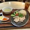 新嘉坡鶏飯 - 料理写真:チキンライス