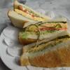 ドルフ - 料理写真:たまごトーストサンド