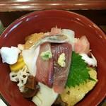 加茂寿司 - とのさまチラシ ランチ