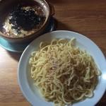 滋魂 - 『特濃つけ麺』820円