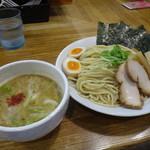 上海麺館 - 特製鶏つけ