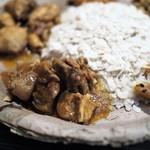 ネパール民族料理 アーガン - カシコマス(マトンカレー)