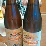 大庄水産 - 瓶ビール