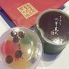 富久屋本社 - 料理写真:水羊羹とみつ豆