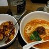 陳麻家 - 料理写真:陳麻飯と担々麺のハーフセット。