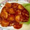 餃子の王将 - 料理写真:H28.08.16 海老のチリソース