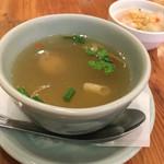 タイストリートフード - セットのスープ
