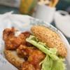 ラッキーピエロ - 料理写真:チャイチキセット