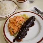 レストラン・テル - ポークカツ(ランチ400円)