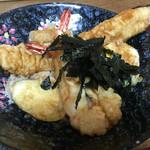 55212366 - 海老穴子丼