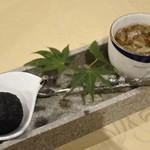 トゥ・ラ・ジョア - サマートリフの一皿