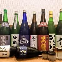 福井の地酒が揃っています!