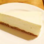 神田伯刺西爾 - 自家製レアチーズケーキ