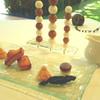 メゾン・ド・タカ - 料理写真:プティフールとコーヒー用砂糖