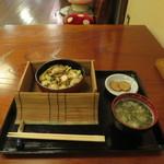 鎌倉 花ごころ - サザエの炊き込み御飯