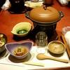 大名 つつじ庵 - 料理写真:最初のセッティング