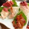 さいき寿司 - 料理写真:H28.08.14 お刺身の盛り合わせ7