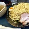 菜な笑 - 料理写真:塩つけ麺(こってり、中盛り)@750円    つけ麺もいいね♪