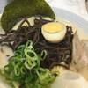 博多天神 - 料理写真:キクラゲラーメン 600円