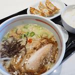 らあ麺ダイニング 為セバ成ル。カケル - 餃子セット 極味(¥970)