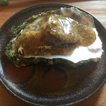 日本料理 山崎 - 岩ガキ
