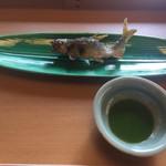 日本料理 山崎 - 庄川