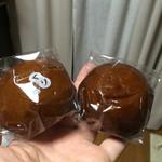 みつお万寿 - 料理写真:黒糖まんじゅう&くり入り